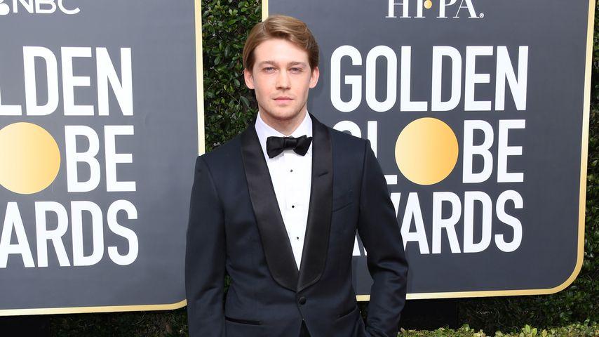 Joe Alwyn bei den Golden Globes im Januar 2020