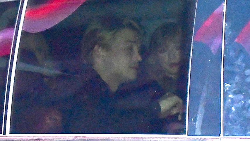 Joe Alwyn und Taylor Swift in New York