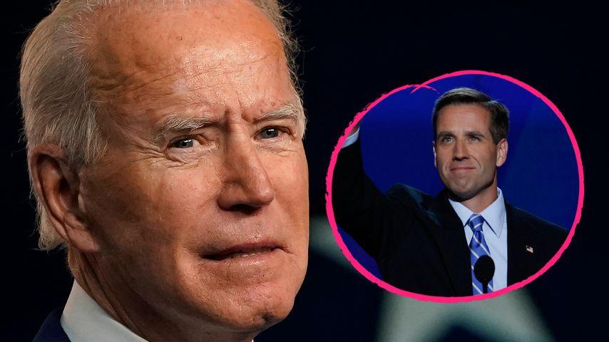 Zum Todestag: Joe Biden gedenkt seines Sohnes Beau (†46)