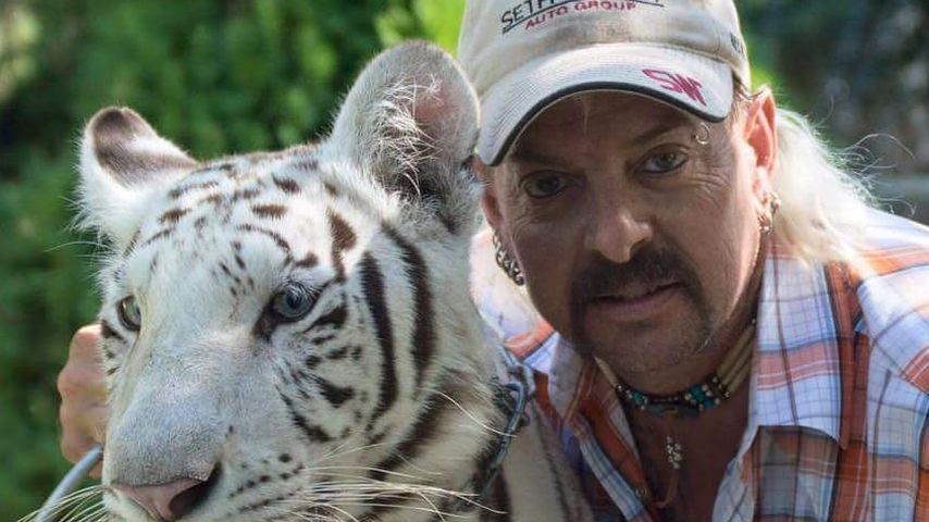 "So geht es ""Tiger King""-Star Joe Exotic hinter Gittern"