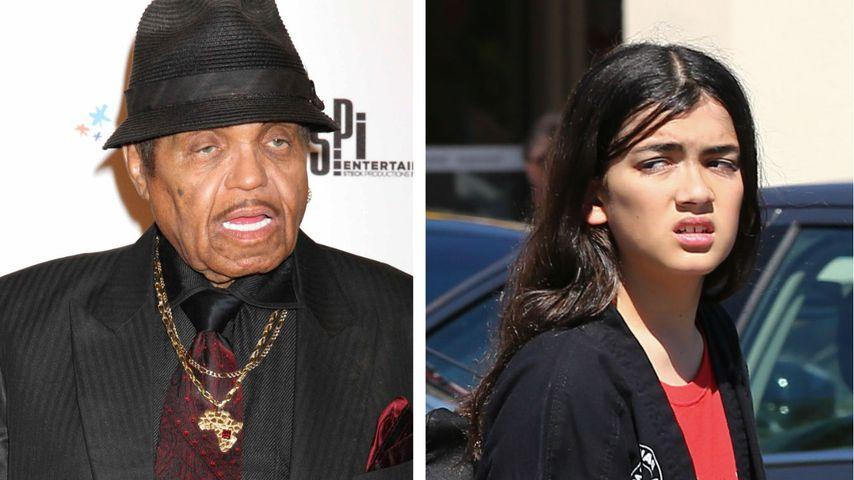 Bizarres Video für Blanket: Was ist mit Joe Jackson los?!