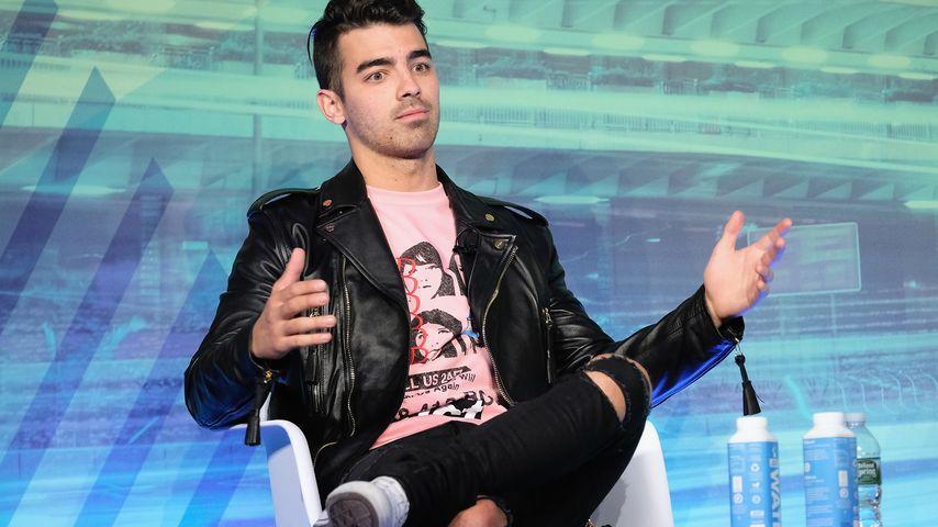 "Dick im Geschäft: Joe Jonas hat den größten ""Jonas Brother""!"