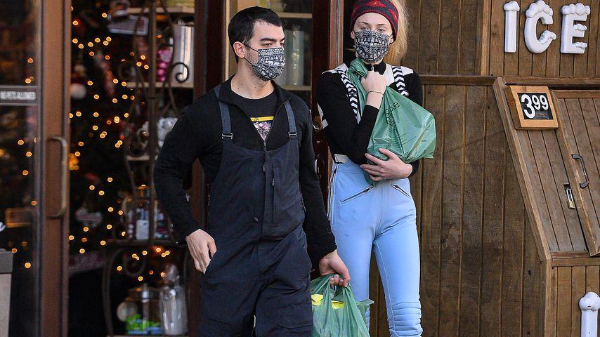 Joe Jonas und Sophie Turner