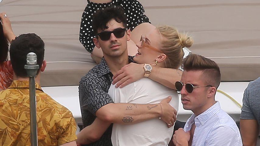 Joe Jonas und Sophie Turner in Paris, Juni 2019
