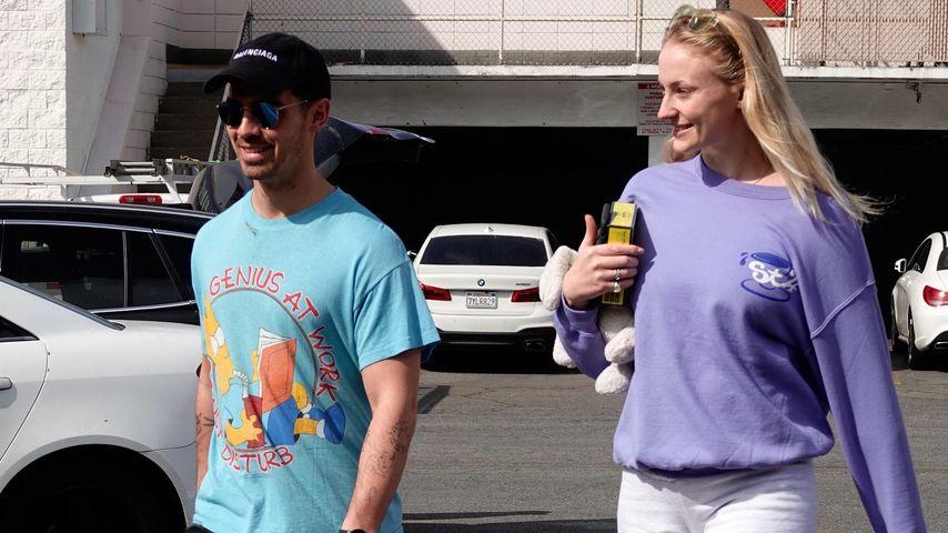 Sänger Joe Jonas und Schauspielerin Sophie Turner im März 2020