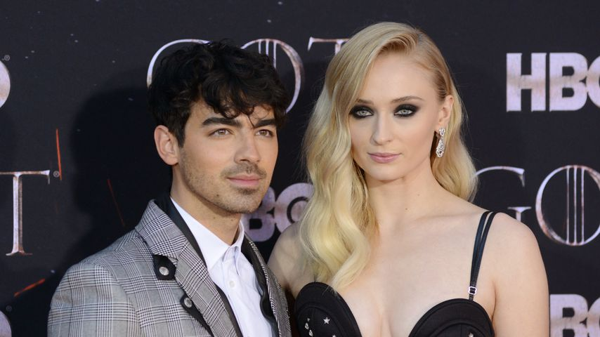 Darum haben Sophie Turner & Joe Jonas in Vegas geheiratet!