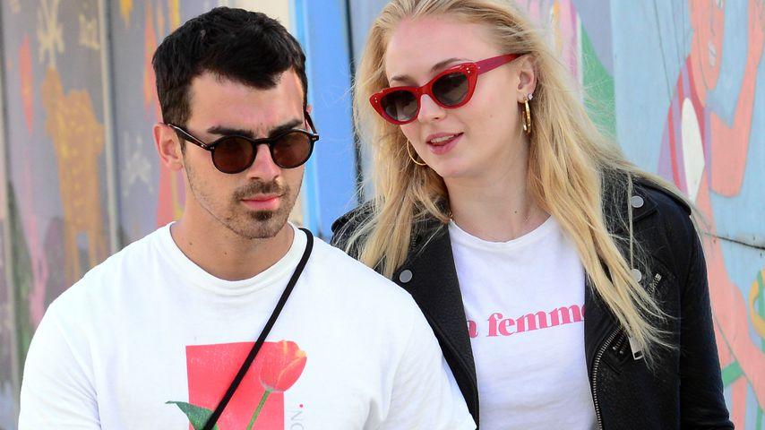 Nach Verlobung: Joe Jonas' & Sophie Turners rasante Liebe!