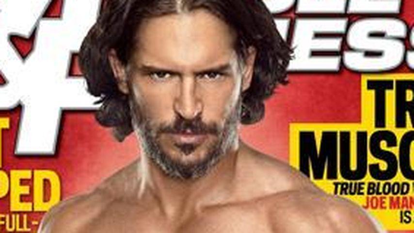 Wow: Joe Manganiello zeigt seine Wahnsinns-Muskeln
