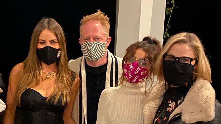 "Sofia Vergara und Co.: ""Modern Family""-Reunion bei Jesse"