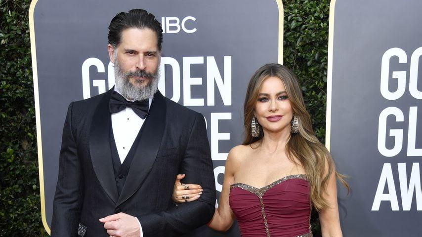 Joe Manganiello und Sofía Vergara bei den Golden Globes 2020