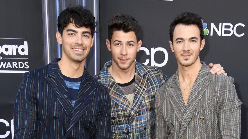 Joe, Nick und Kevin Jonas bei den Billboard Music Awards 2019