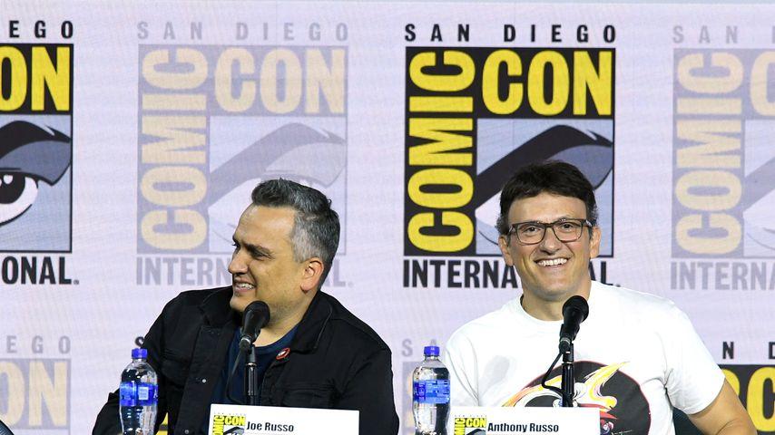 Joe und Anthony Russo auf der Comic-Con in San Diego