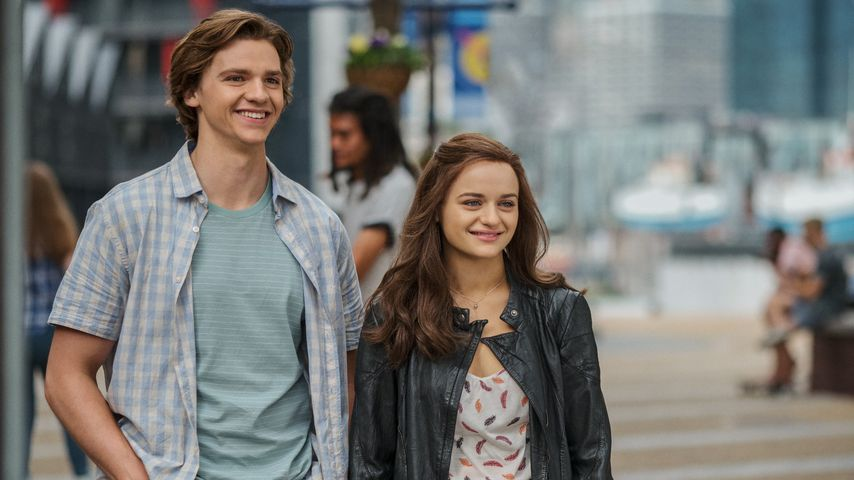 """Joel Courtney und Joey King in """"The Kissing Booth 2"""""""