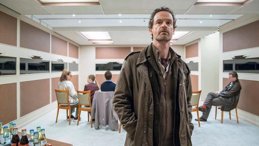 """Jörg Hartmann als Kommissar Faber in """"Tatort"""""""