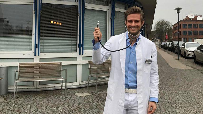 Drehbuch-Fail bei GZSZ? Fans lachen über Medizin-Wunder Jörn