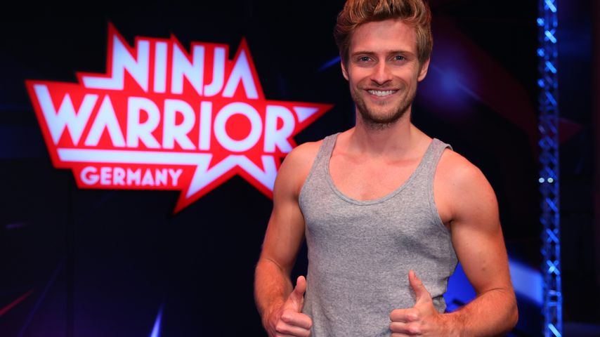 "Jörn Schlönvoigt bei ""Ninja Warrior Germany"""