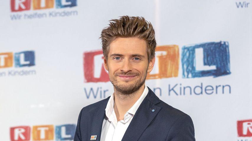 Jörn Schlönvoigt beim RTL-Spendenmarathon im November 2019