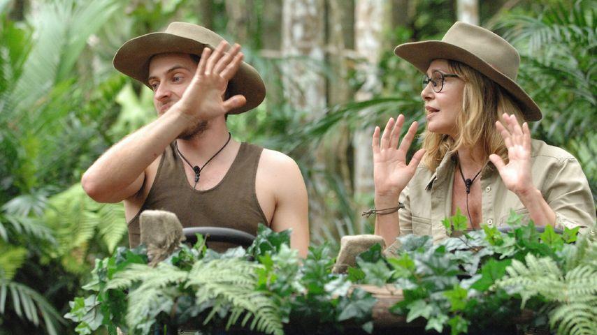 Penis, Brustwarzen & Rosetten: Dschungel-Ekel pur!