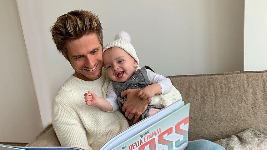"""""""Dynamit in Wohnung"""": Baby hat GZSZ-Jörns Leben verändert"""
