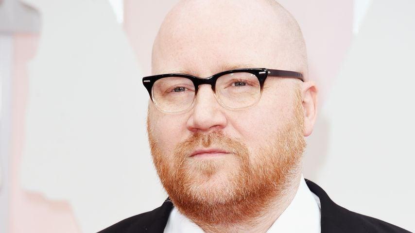 Jóhann Jóhannsson bei der Oscar-Verleihung