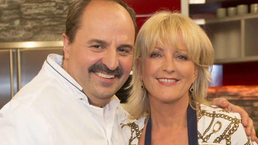 Johann Lafer und Ulla Kock am Brink