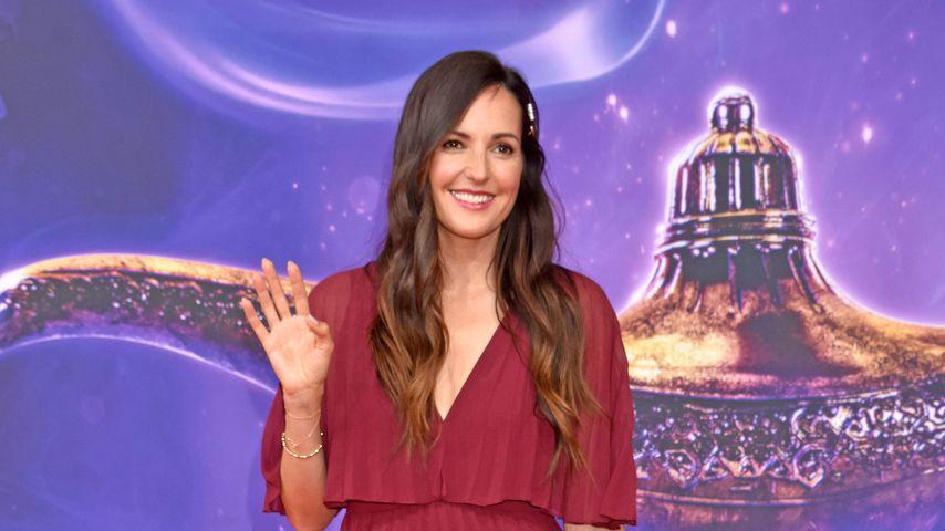 """Johanna Klum bei der """"Aladdin""""-Premiere in Berlin"""