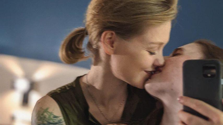 """Erstes Kussfoto: """"Princess Charming""""-Johanna ist vergeben!"""