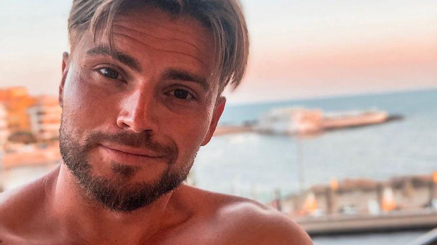 Johannes Haller im August 2019 auf Mallorca