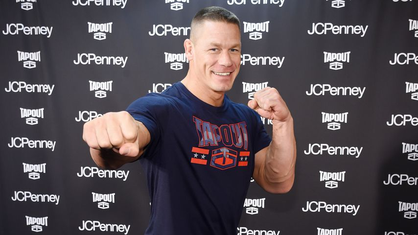 John Cena in New York City