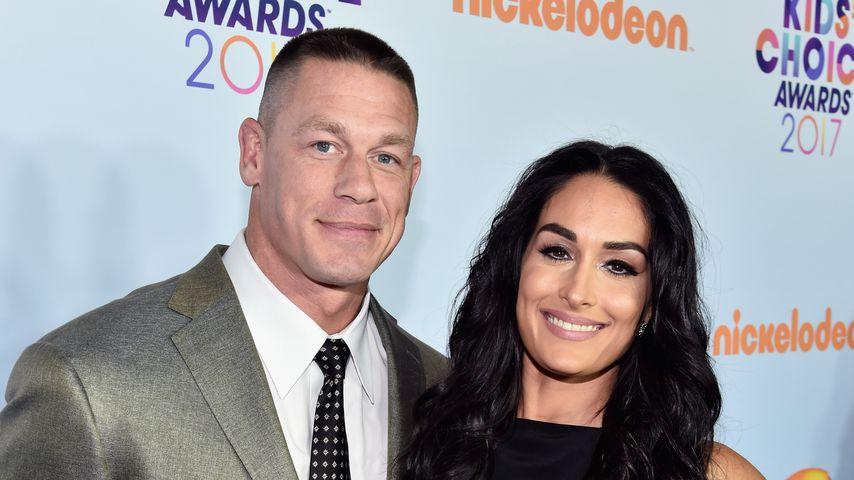 Trotz Trennung: John Cena will Kinder mit Nikki Bella!