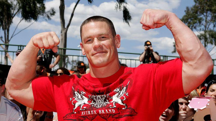 John Cena 2008 in Melbourne