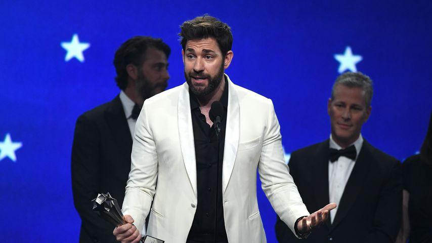 John Krasinski bei den Critics' Choice Awards 2019