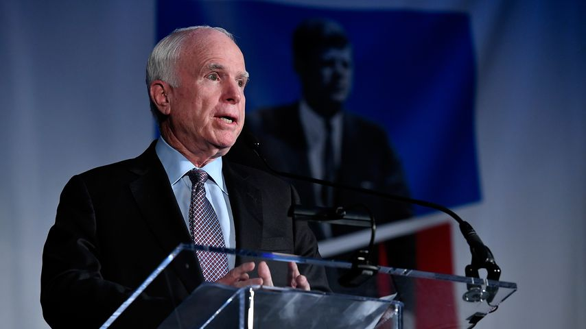 John McCain, Politiker