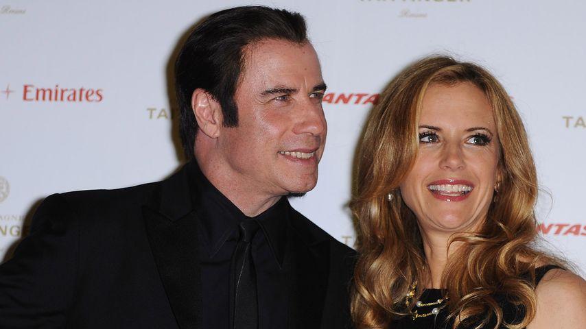 John Travolta: Das sieht nicht nach Scheidung aus!