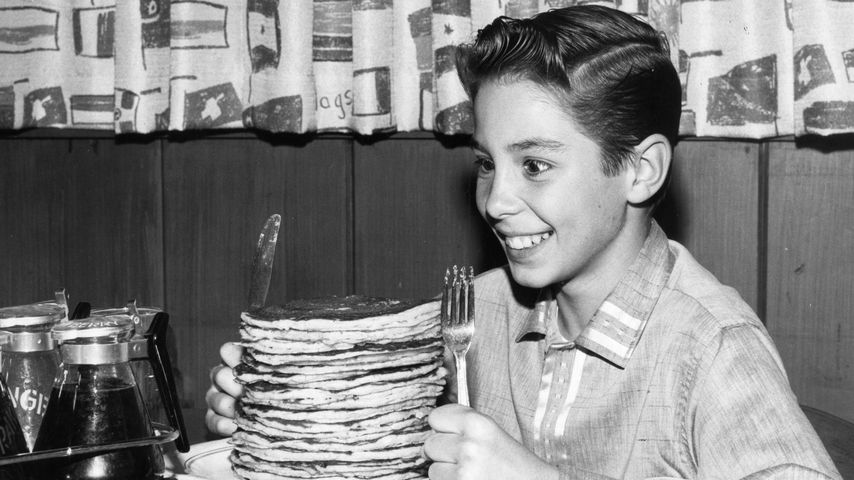 Johnny Crawford um etwa 1960
