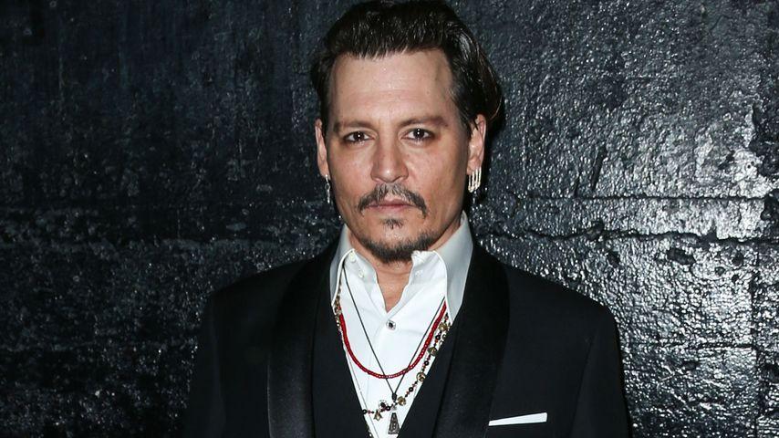 Ist Johnny Depp ein Schläger? Jetzt spricht seine Ex-Frau