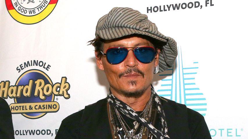 Johnny Depp, Oktober 2019