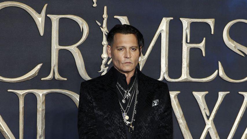 Fans schockiert Johnny Depp spielt nicht mehr Grindelwald