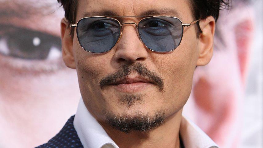 Johnny Depp gibt einen S***** auf seine Arbeit!