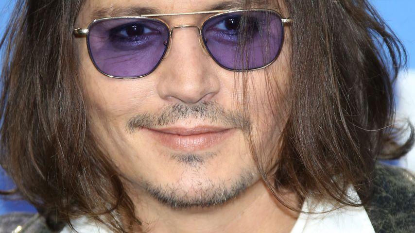 Johnny Depp will nie wieder Alkohol trinken