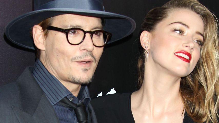 Krise: Amber Heard will Johnny Depp nicht heiraten