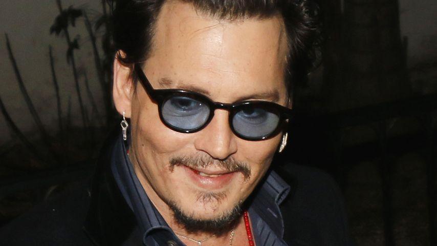 Prügel-Vorwürfe von Amber Heard: Jetzt reagiert Johnny Depp!