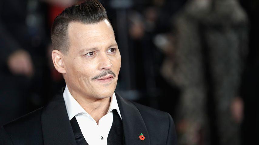 Johnny Depp gerührt: Fans halten im Rosenkrieg zu ihm!