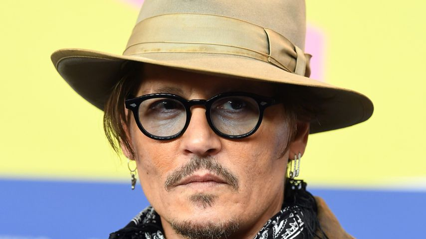 Johnny Depp im Februar 2020