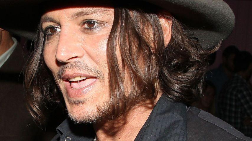 Johnny Depp: Jack Sparrow kriegt 76 Millionen!