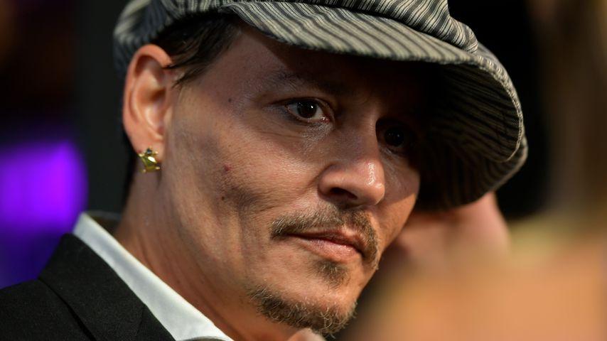 Johnny Depp auf dem Filmfestival in Zürich, 2018