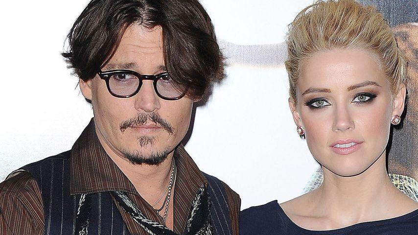 Johnny Depp: Eine Bar soll seine Beziehung retten