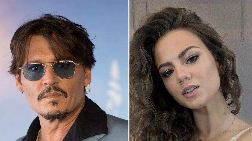Johnny Depp verlassen: Polina flieht zurück nach Russland!