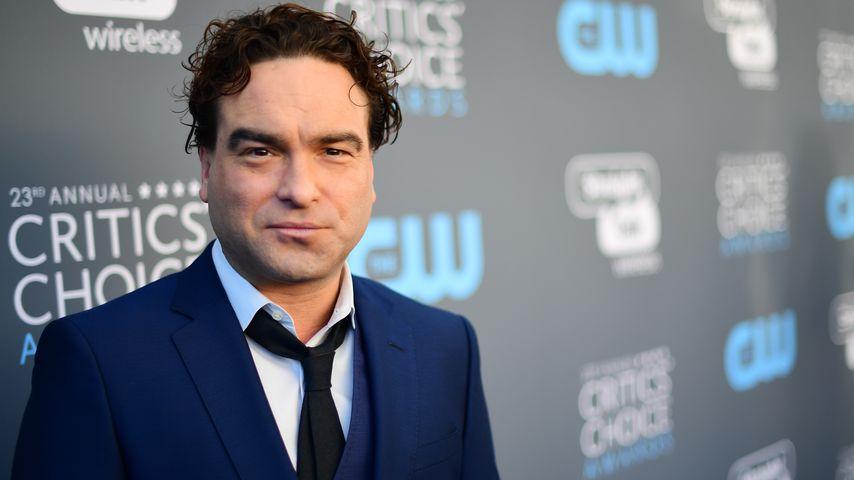 "Johnny Galecki hatte Sex in ""Big Bang Theory""-Umkleide!"