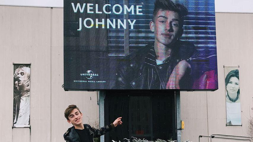Johnny Orlando, Sänger
